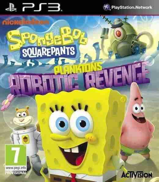 Descargar SpongeBob SquarePants Planktons Robotic Revenge [MULTI][Region Free][FW 4.3x][STRiKE] por Torrent